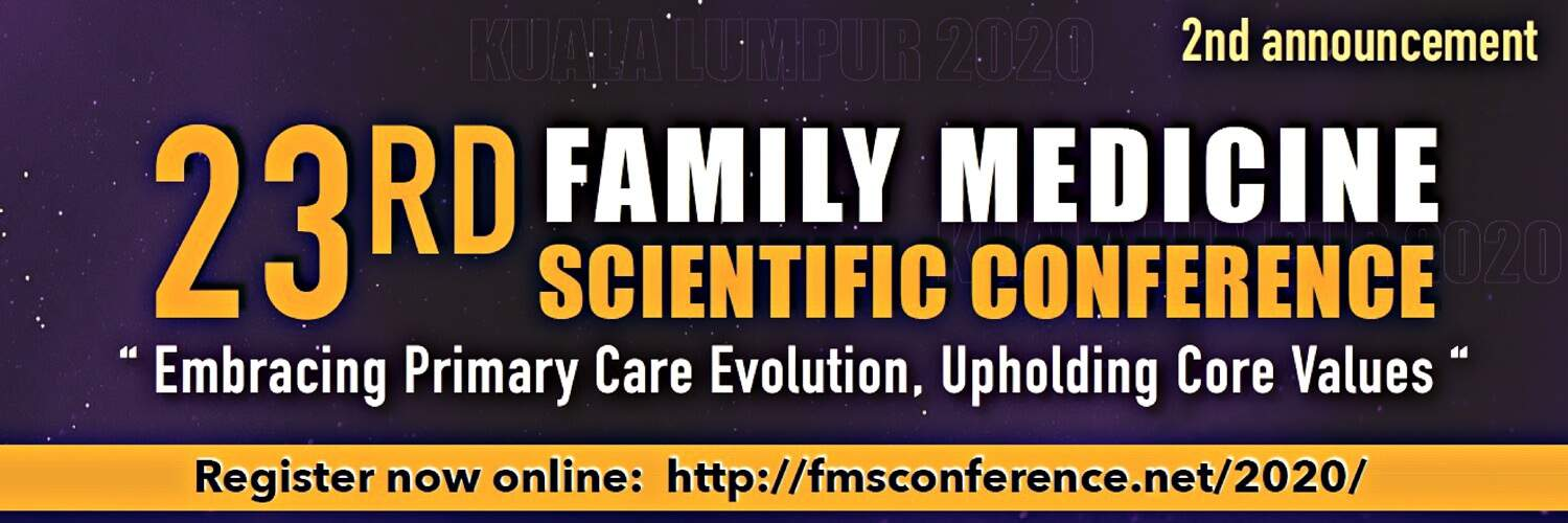 23rd Family Medicine Scientific Conference